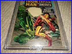 1965 Marvel Tales of Suspense #71 CGC 8.0 Iron Man