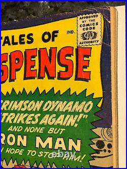 Black WidowithTales Of Suspense #52, #53, #55, 1st Appearance, with Iron Man, MCU