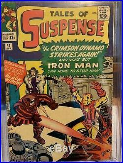 Marvel Tales Of Suspense #52 1st App Black Widow Natasha Romanoff Movie Soon