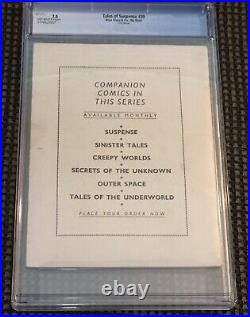 Sinister tales #23, UK Edition Tales Of Suspense #39 RARE CGC 7.0