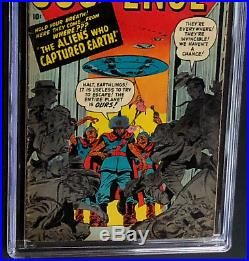 TALES OF SUSPENSE #3 (Atlas 1959) CGC 3.5 ONLY 73 IN CENSUS! KIRBY & DITKO
