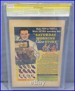 TALES OF SUSPENSE #40 (Iron Man 2nd app, Stan Lee Signed) CGC 2.5 Marvel 1963