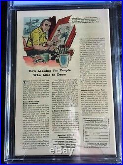 TALES OF SUSPENSE #59 CGC NM+ 9.6 White pg! Classic Kirby Iron Man/Cap cvr