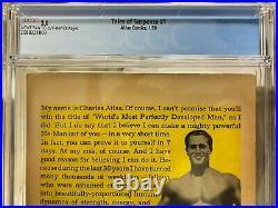 Tales Of Suspense 1 Cgc Graded 2.0 Atlas Comics 1959 Ditko Buscema Heck