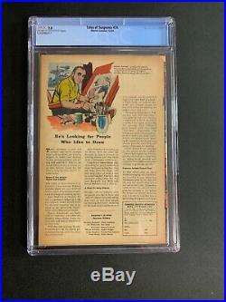 Tales Of Suspense #24 (1961) CGC 3.0 Kirby & Ditko Art! Marvel Comics