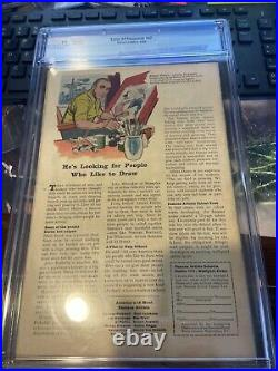 Tales Of Suspense 42 Cgc 4.0 Very Early Iron Man Red Barbarian Marvel Comic 1963