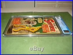 Tales Of Suspense #45, Semi Key, Cgc 6.0, First Pepper Potts, Nice Book, 1963