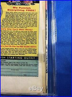 Tales Of Suspense #52 CGC 2.0 OWW (Marvel April 1964) 1st Black Widow