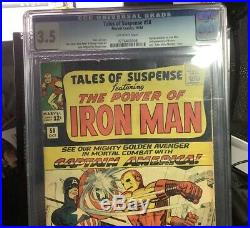 Tales Of Suspense 58