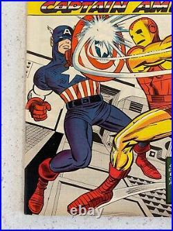 Tales Of Suspense #58 (CGC 7.5/Captain America Vs Iron Man 2nd Kraven)
