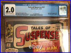 Tales of Suspense #47 (Nov 1963, Marvel)