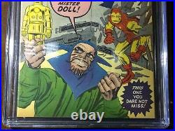 Tales of Suspense #48 (1963) 1st New Armor! 1st Mister Doll! CGC 5.5! Key