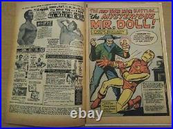 Tales of Suspense #48 vg 1st Yellow & Red Iron Man costume