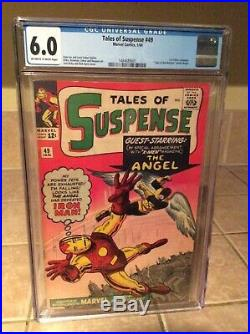 Tales of Suspense 49 (1st X-Men Crossover) CGC 6.0 CLEAN