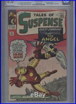 Tales of Suspense #49 (Jan 1964, Marvel) - CGC 8.0