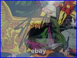 Tales of Suspense #50 CGC 7.0 signed by Stan Lee 1st App Mandarin Marvel 1964