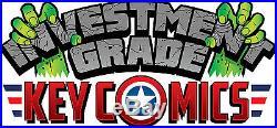 Tales of Suspense 50 CGC 8.5 OWW 1st Mandarin Silver Age key Comic Movie! L@@K