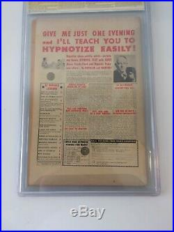 Tales of Suspense #50 CGC SS 3.5 signed STAN LEE 1st MANDARIN 1964 IRON MAN
