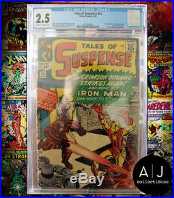 Tales of Suspense #52 CGC 2.5 (Marvel) HIGH RES SCANS