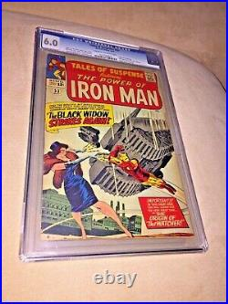 Tales of Suspense #53, CGC 6.0, Cream to Off-White Pages