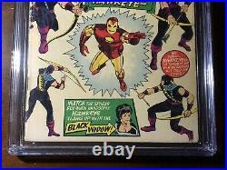 Tales of Suspense #57 (1964) 1st Hawkeye! MCU Show! CGC 4.0! Key