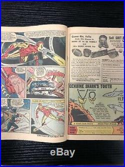 Tales of Suspense #57 4.0 Marvel 1964 Origin & 1st Appearance Hawkeye MCU disney