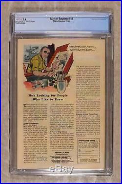 Tales of Suspense #59 1964 CGC 7.0 1568526002