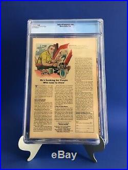 Tales of Suspense 65 CGC 9.0 1965 1st Silver Age App. Red Skull Kirby & Stan Lee