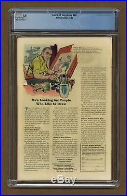 Tales of Suspense #66 1965 CGC 9.0 1497634004