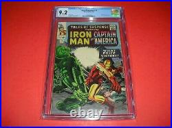 Tales of Suspense #71 CGC 9.2 with OWithW pages from 1965! Iron Man not CBCS