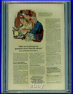 Tales of Suspense #92 CGC 8.0 VF Silver Age Marvel Comics Amricons 1967 B12