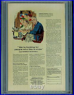 Tales of Suspense #92 CGC 8.5 VF+ Silver Age Marvel Comics Amricons 1967 K22
