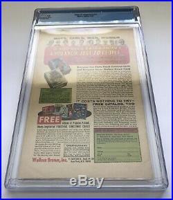 Tales of Suspense 94 CGC 4.5 OW Stan Lee 1st MODOK Titanium Man