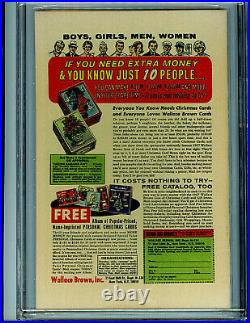 Tales of Suspense #94 CGC 9.0 1967 Silver Age Marvel 1st MODOK Amricons K29