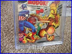 Tales of Suspense 94 cgc 7.5 Marvel 1967 1st appearance of MODOK owithw pgs VF Lee
