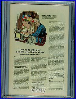 Tales of Suspense #96 CGC 9.8 Silver Age Marvel Comics Amricons 1967 K29