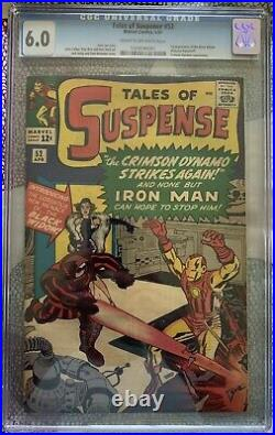 Tales of suspense 52 cgc First Appearance Of The Black Widow